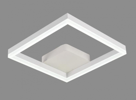 Aplica Led Square Slim SLC Selino Concept Lumina Calda Neutra Rece