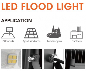 Proiector LED FSL 50W IP65 [2]
