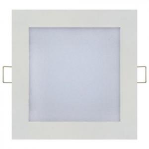 Spot led incastrat Slim Square 9W, 2700k/4200k/6400k [0]