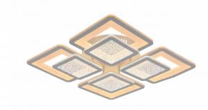 Lustra LED Square Bubble, SLC, Patrata 8 cu Telecomanda