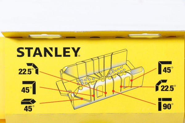 Dispozitiv taiere in unghi 120 x 80 mm Stanley 1-20-112 2
