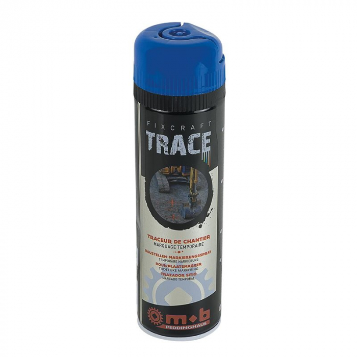 Spray marcaje albastru 500 ml TRACE Mob-Ius 6264 0