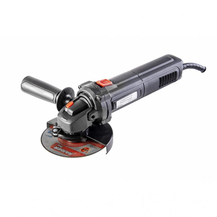 Polizor unghiular 125mm  750W RDP-AG42 Black edition [0]