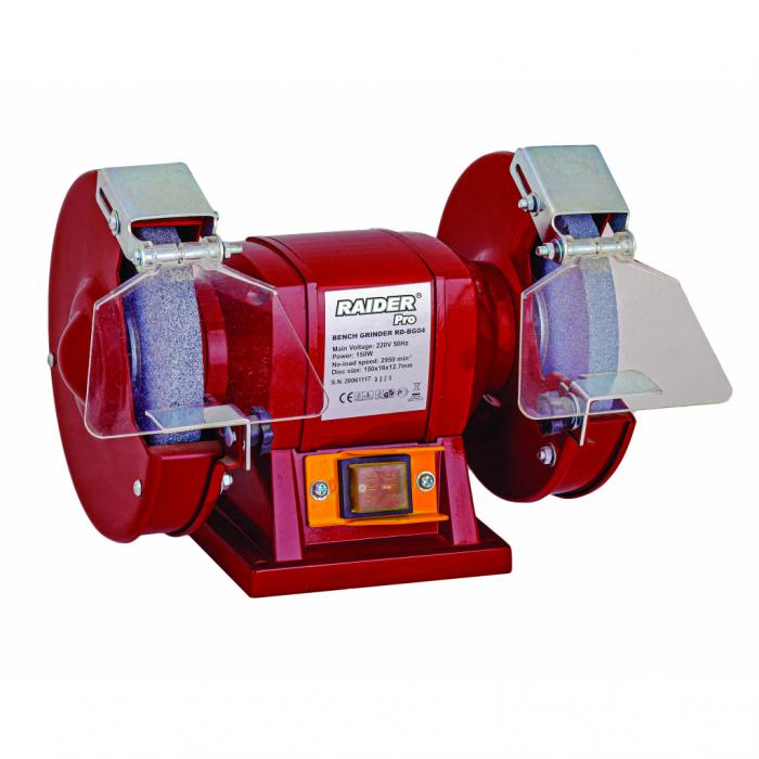 Polizor de banc 150mm 250W RDP-BG04 [0]