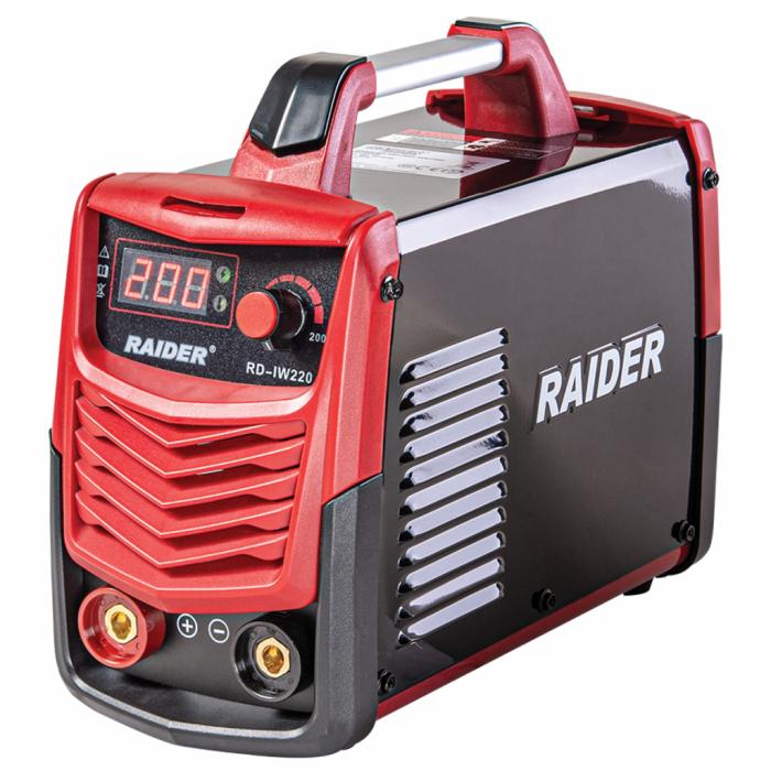Aparat de sudura tip invertor 200A RD-IW220 0