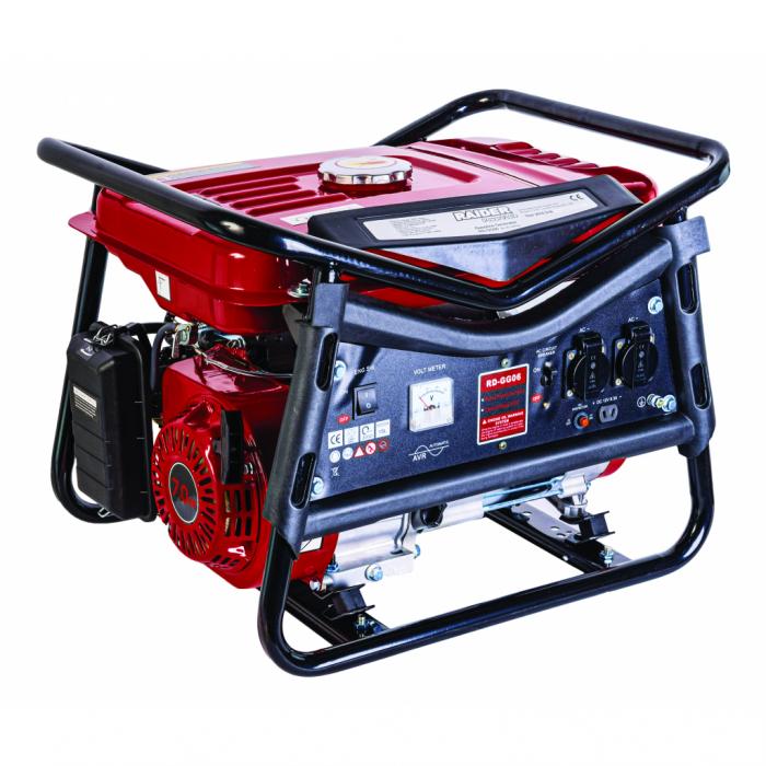 Generator benzina 2.8kW 4 timpi RD-GG06 [0]
