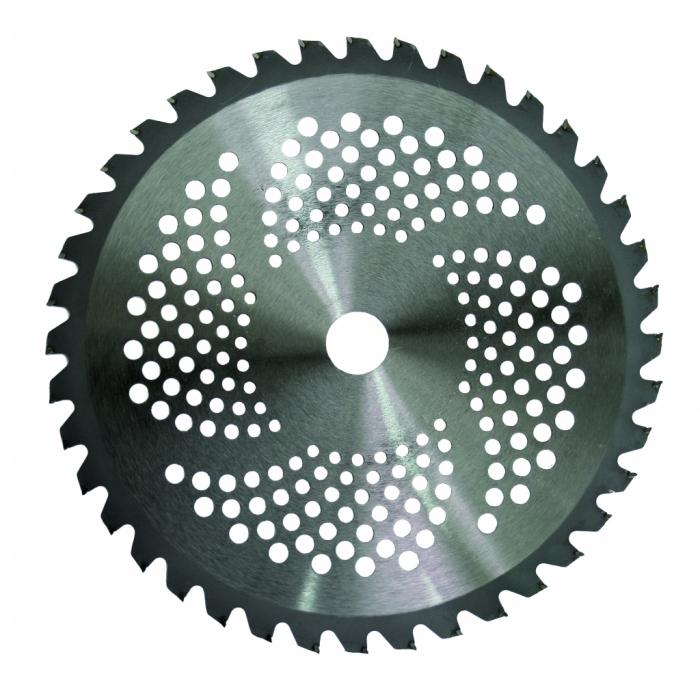 Disc pentru motocoasa 40 TCT Ø255x25.4 mm [0]