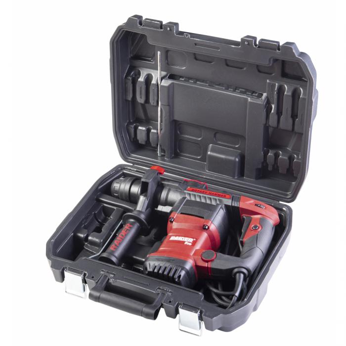 Ciocan rotopercutor 1800 W x 28 mm SDS plus 6J si viteza variabila RDP-HD56 [2]