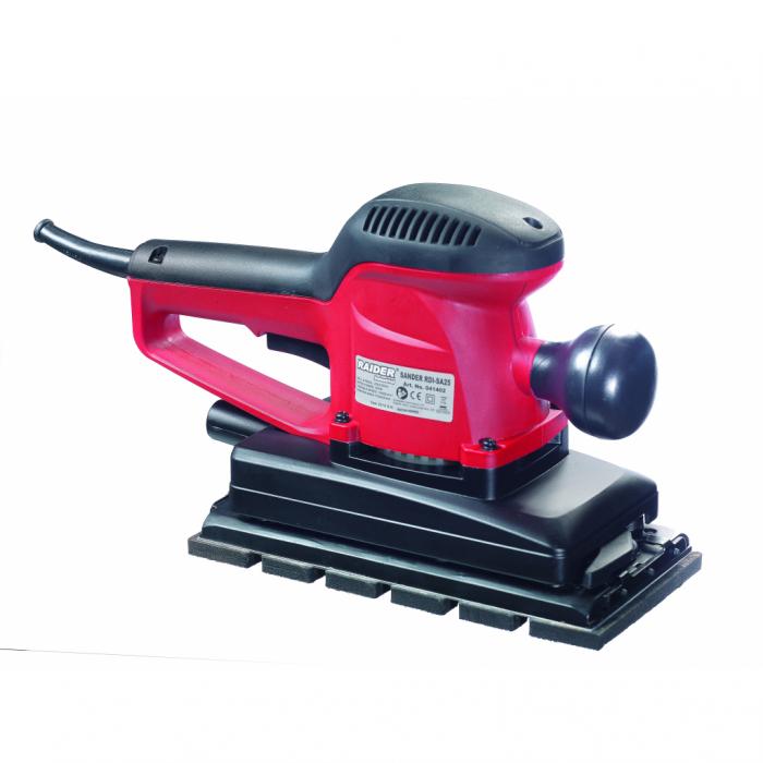 Slefuitor cu vibratii 320W 115х230mm RDI-SA25 1