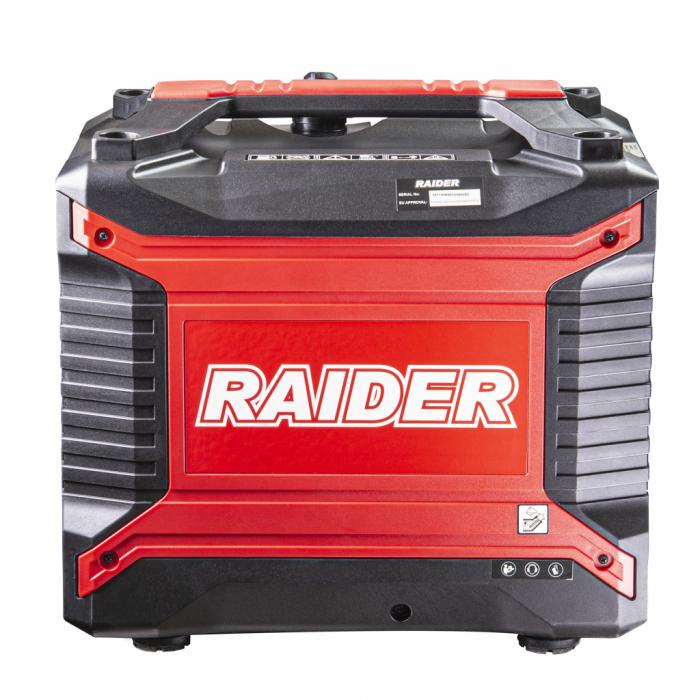 Generator pe benzina 4 timpi 2.5kW Inverter RD-GG10 [2]
