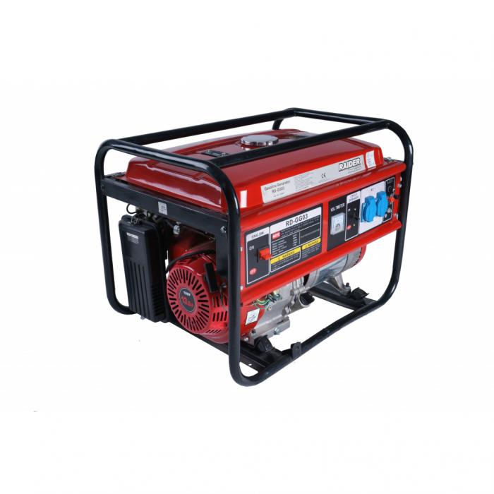 Generator benzina 5kW RD-GG03 1