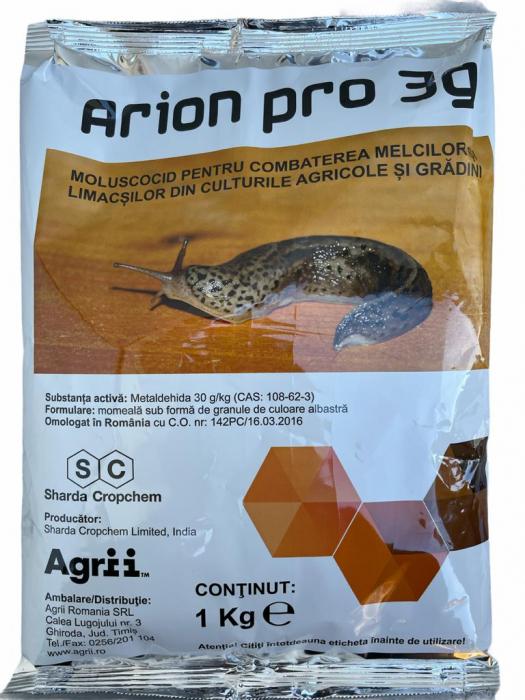 Moluscocid ARION PRO 3G [0]