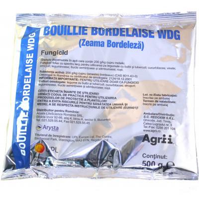 Fungicid BOUILLIE BORDELAISE (Zeamă Bordeleză) - diverse ambalaje [0]