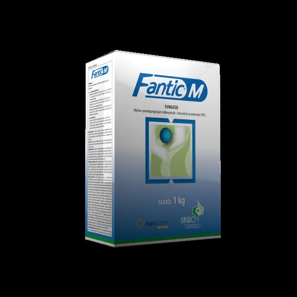 Fungicid Fantic M - 5 KG [0]