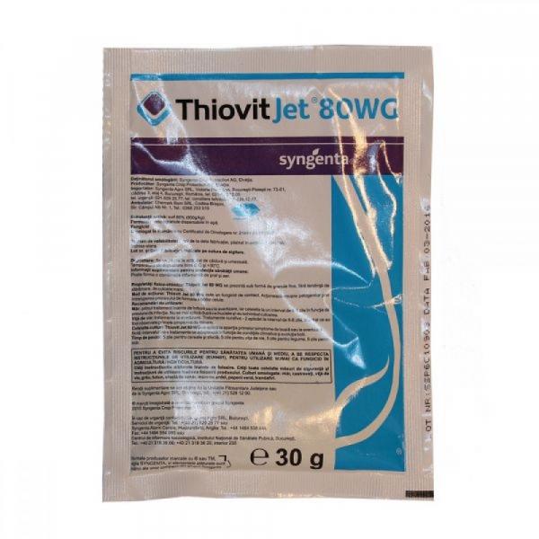 Fungicid Thiovit Jet 80 WDG [0]