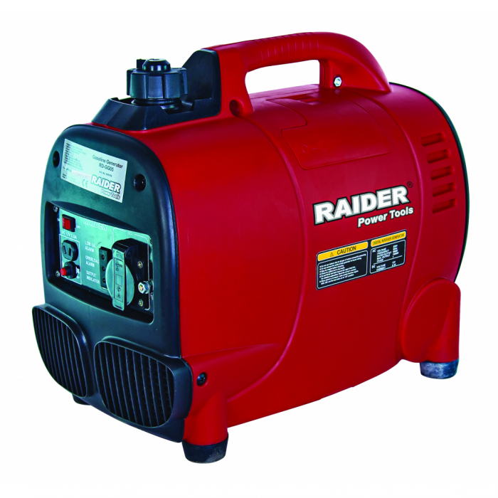 Generator benzina 1kW 4 timpi tip invertor RD-GG05 [0]
