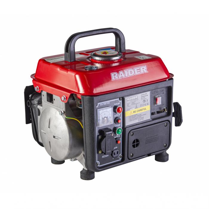 Generator pe benzina 0.65kw RD-GG08 1