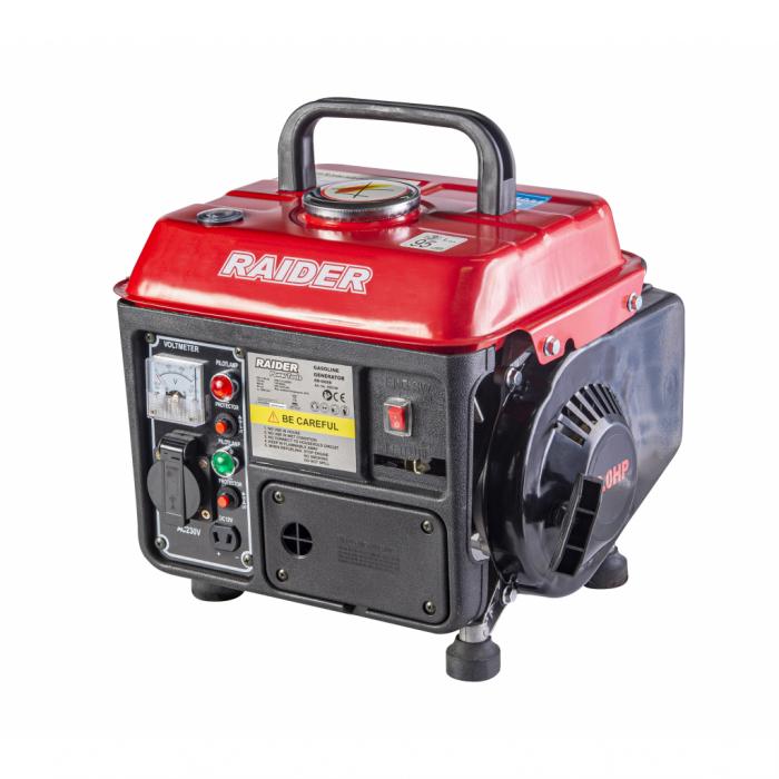 Generator pe benzina 0.65kw RD-GG08 0