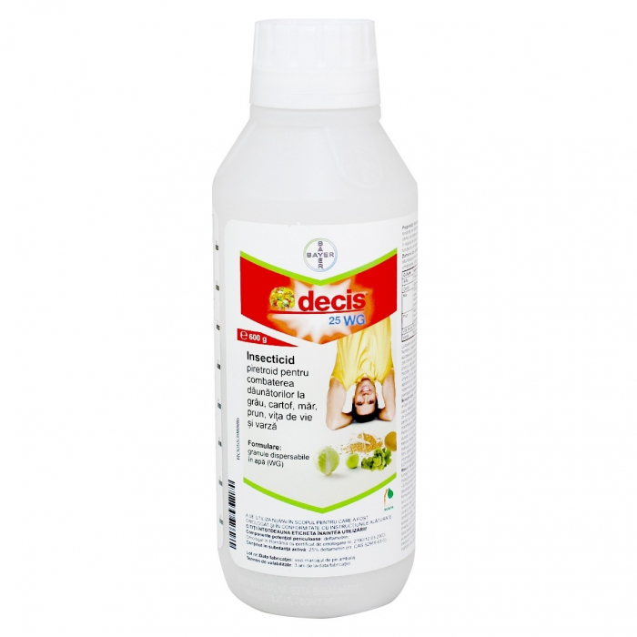 Insecticid Decis 25 WG - 0.6 kg [0]