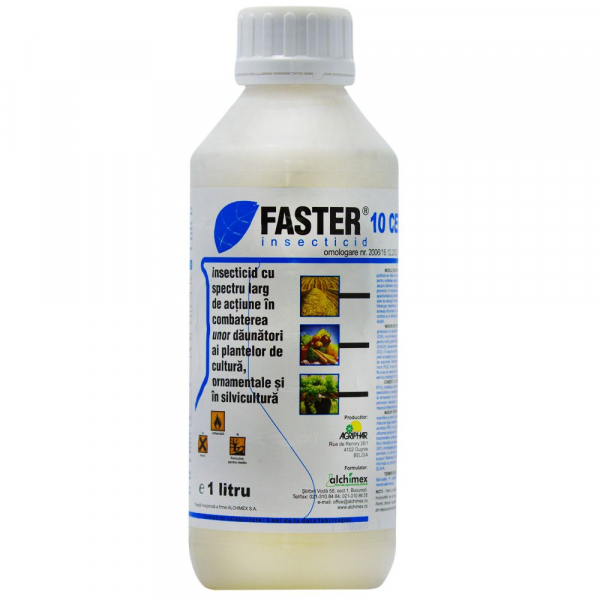 Insecticid Faster 10 CE [0]