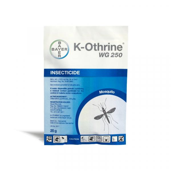 K-OTHRINE 250 WG-20 G 0