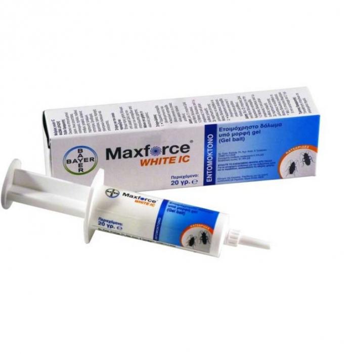 Maxforce IC RB White - 20 Grame [0]