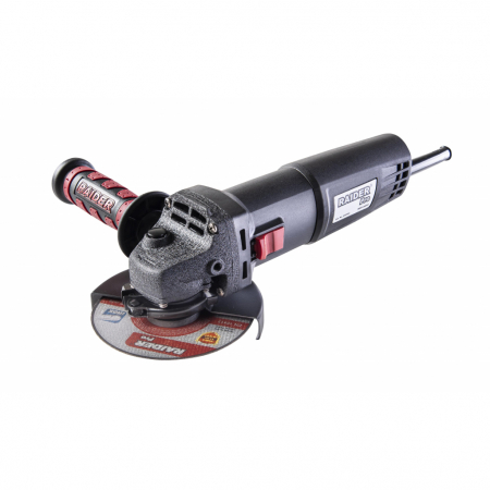 Polizor unghiular 125 mm x 900 W RDP-AG62 Black edition [0]