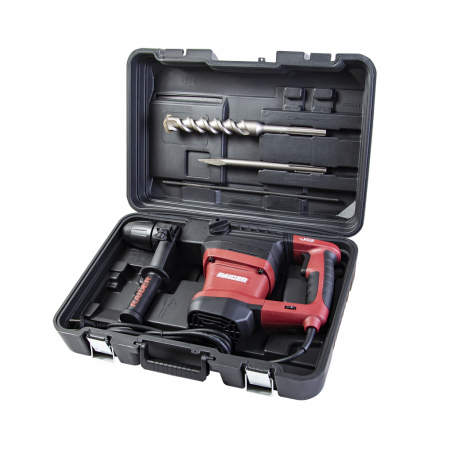 Ciocan rotopercutor 1500W 6.2kg 40mm SDS-max 10J viteza variabila RDP-HD55 [1]