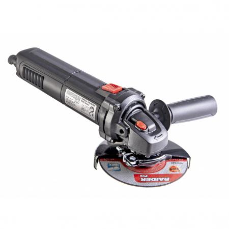 Polizor unghiular 125mm  750W RDP-AG42 Black edition [1]