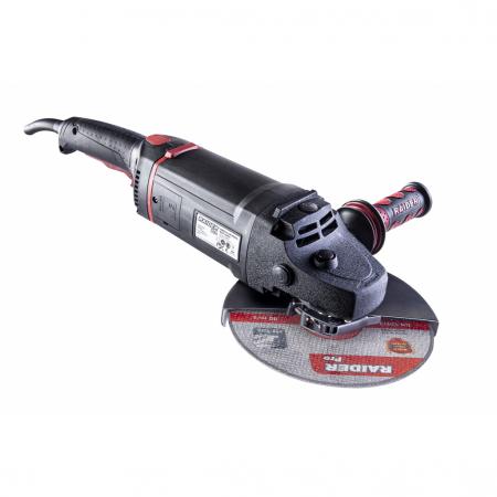 Polizor unghiular 230 mm x 2400 W RDP-AG65 Black edition [1]
