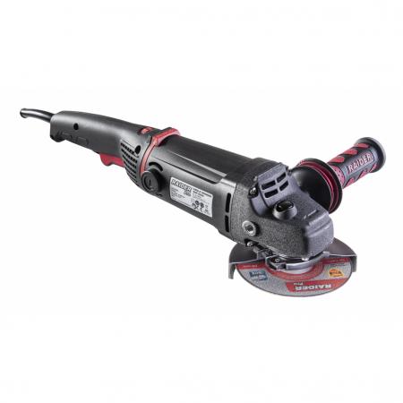Polizor unghiular 125 mm x 1500 W RDP-AG64 Black edition2