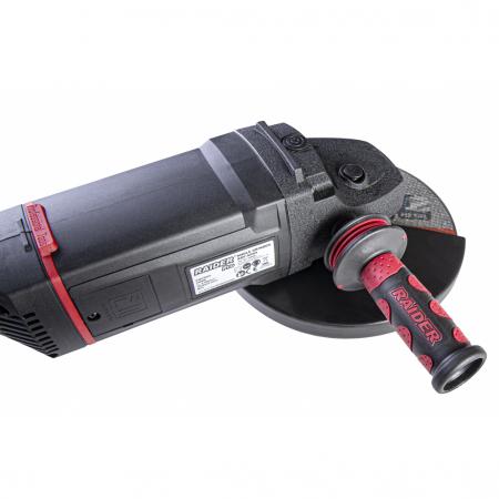 Polizor unghiular 230 mm x 2400 W RDP-AG65 Black edition [2]