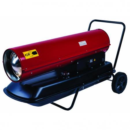 Generator aer cald ardere directa diesel 50kW RD-DSH50