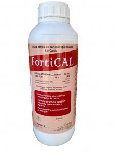 Solutie lichida de calciu FORTICAL1