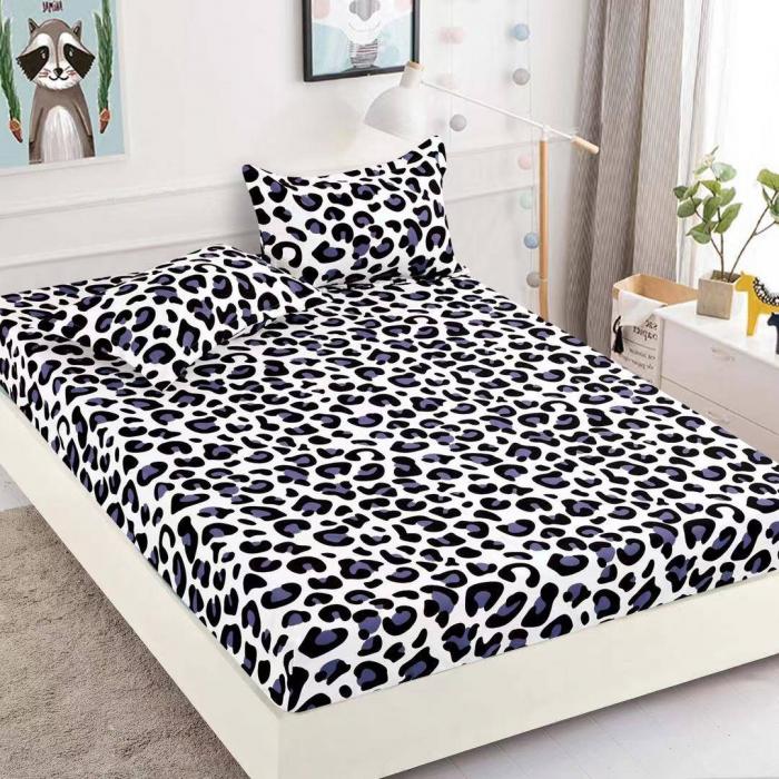 Husa de pat din Finet cu elastic+ 2 fete de perna-HF50 [0]