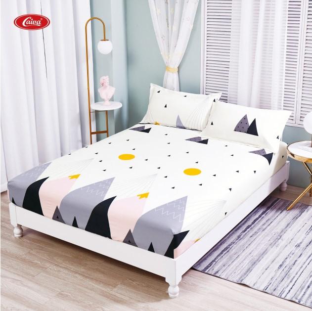 Husa de pat din Finet cu elastic+ 2 fete de perna-HF72 [0]