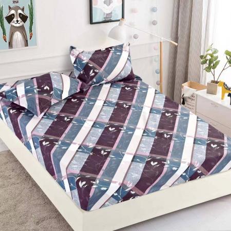 Husa de pat din Finet cu elastic+ 2 fete de perna-HF35 [1]