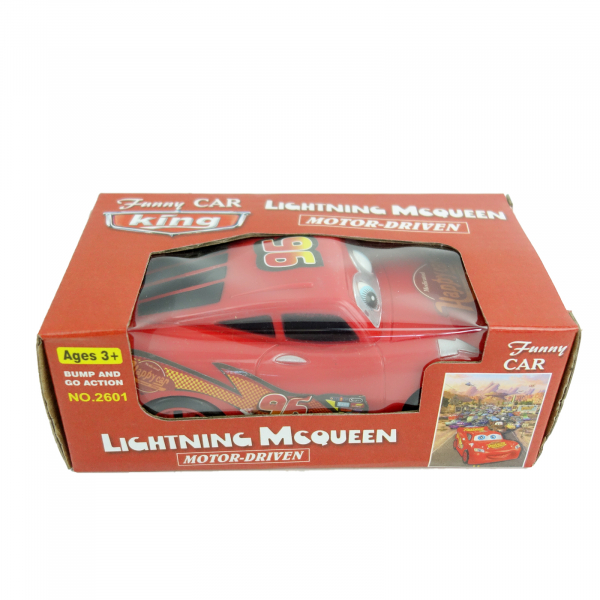 Masina Happy Car interactiva, isi misca ochii, 16 cm 3