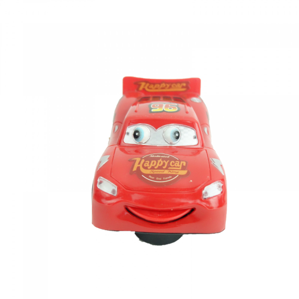 Masina Happy Car interactiva, isi misca ochii, 16 cm 5