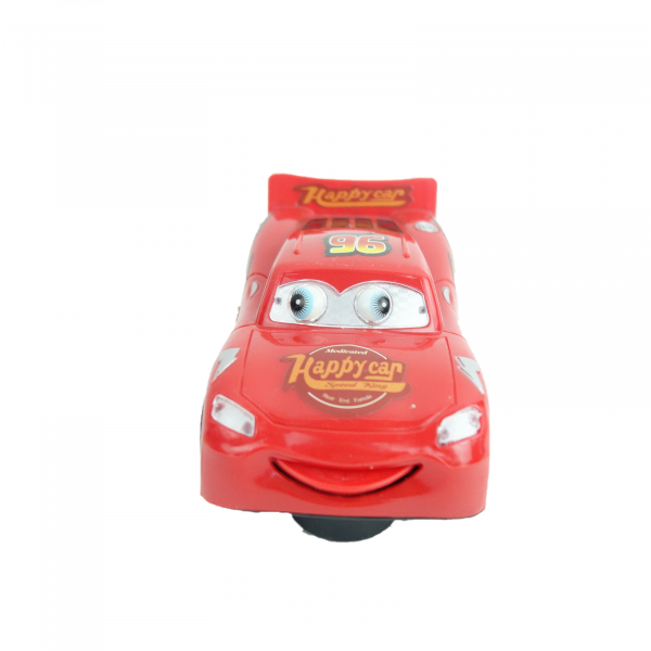 Masina Happy Car interactiva, isi misca ochii, 16 cm 6