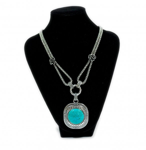 """Colier """"Turquoise spell"""" 1"""