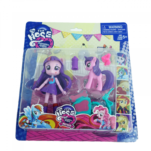 Figurina Ponei Equestria Girls, mini, 11 cm 2