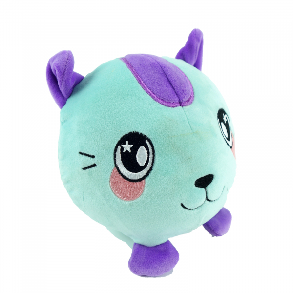Jucarie squishy de plus, 16 cm 2