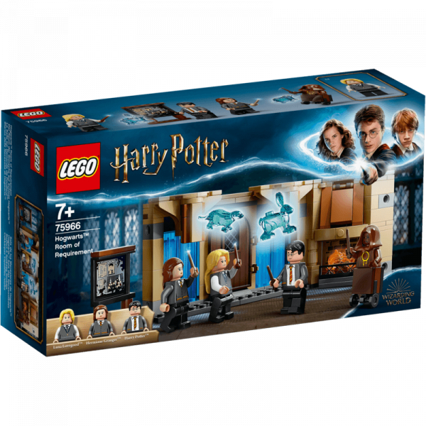 LEGO Harry Potter TM Hogwarts Camera Necesitatii - 75966 4