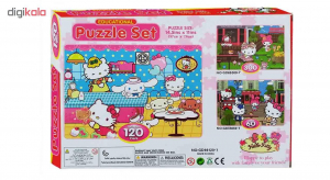 Puzzle Hello Kitty, 120 piese1
