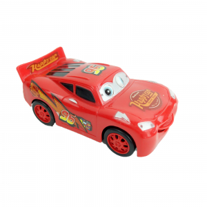 Masina Happy Car interactiva, isi misca ochii, 16 cm0