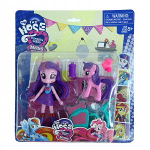 Figurina Ponei Equestria Girls, mini, 11 cm0
