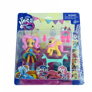 Figurina Ponei Equestria Girls, mini, 11 cm2