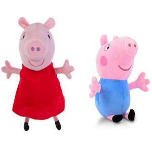 Set 2 plusuri Peppa Pig2