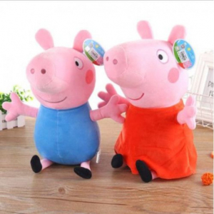Set 2 plusuri Peppa Pig1